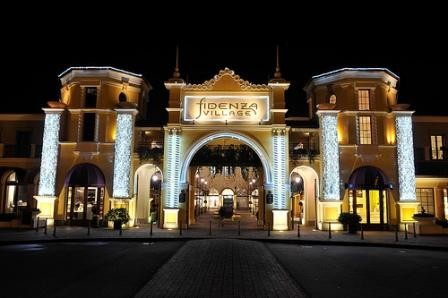 Fidenza Village Outlet center