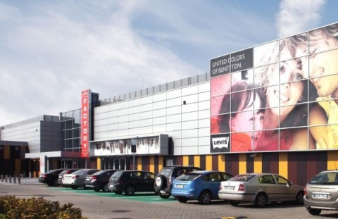 Krakau Factory Outlet Center