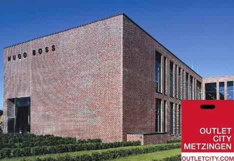 Hugo boss werksverkauf Metzingen