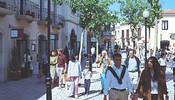 Barcelona La Roca Outlet