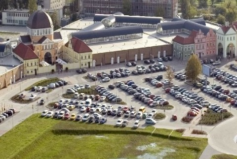 Warschau Outlet center