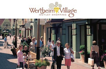 Wertheim village outlet center