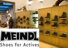 Meindl Fabrikverkauf Kirchanschöring