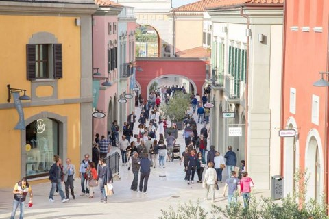 Citta Sant Angelo outlet center