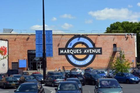 Ile Saint-Denis Marques Avenue Paris