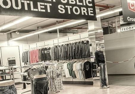 Outlet center Murgenthal