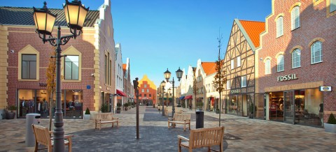 Ochtrup outlet mall germany
