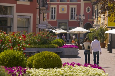 Serravalle outlet Italy
