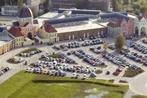 Warschau Outlet center