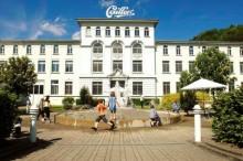 Schokoladenfabrik Cailler Broc
