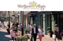 Wertheim village outlet center